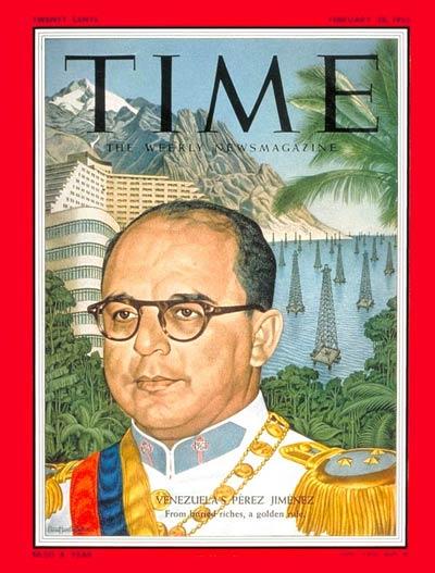 Marcos Perez Jimenez